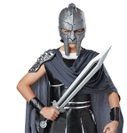 Child Gladiator Mask & Sword Set