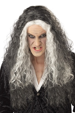 Deranged Men's Vampire Wig