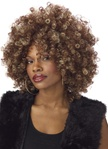 Lady Afro Wig - Fine Foxy Adult Fro