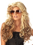 Fashionista Wig - Adults