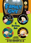 Family Guy Stewie Buttons