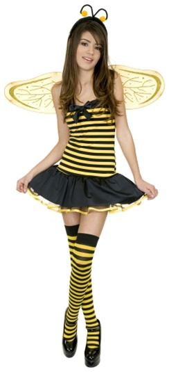 Child Bee Costume