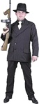 Mens Gangster Suit Adult Costume