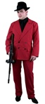 Adult Gangster Suit Mens Costume