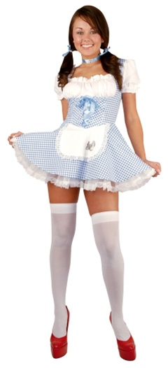 Teen Dorothy Girls Costume