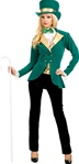 Pretty Saint Patty Costume - Adult