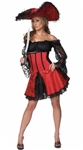 Sexy Pirate Wench Costume from Coquette