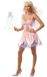 Sexy Pink Fairy Costume from Coquette