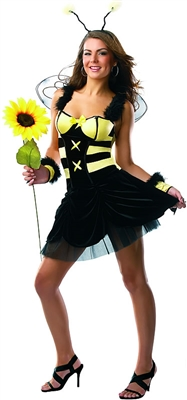 Sexy Bumble Bee Costume by Coquette