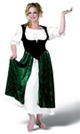 Esmeralda Costume - Adult