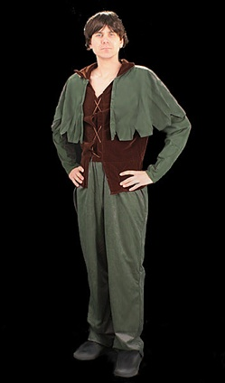 Mens Robin Hood Adult Costume