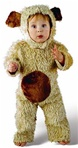Oatmeal Bear Toddler Costume