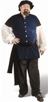 Renaissance Merchant Costume - Adult