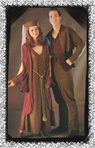 Maid Marian Costume - Adult