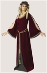 Deluxe Maid Marian Costume from Robin Hood