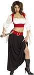 Sexy Renaissance Pirate Costume from Cinema Secrets