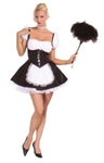 The Chambermaid Costume - Sexy French Maid