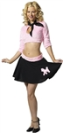 Sock Hop Sweetie Costume - Adult