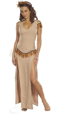 Indian Maiden Costume from Cinema Secrets - Thanksgiving