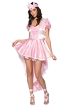 Teen Glinda Ballerina Costume From Cinema Secrets