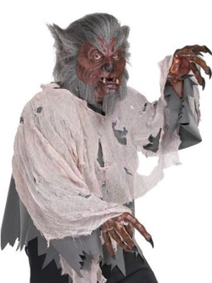 Creepeez Werewolf Costume Set - 2X