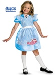 Child Disney Alice in Wonderland Costume