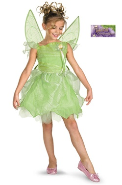 Tinkerbell Deluxe Child Costume