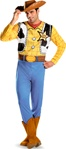 Toy Story 3 Woody Adult Costume