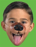Dog Nose Costume Accessory