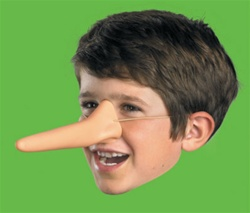 Pinocchio Nose Costume Accessory