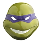 Donatello Mask for Halloween - Teenage Mutant Ninja Turtles