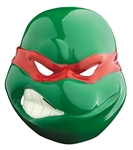 Raphael Mask for Halloween - Teenage Mutant Ninja Turtles