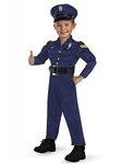 Toddler Police Costume