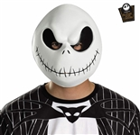 Jack Skellington Halloween Mask from Nightmare Before Christmas