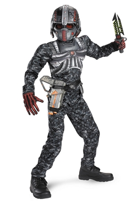 Child Recon Commando Army Costume