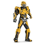 Transformers Theatrical Bumblebee 3D Costume