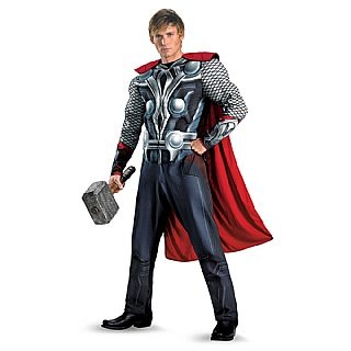 Adult Thor Costume - Big and Tall