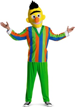 Officially Licensed Bert Costume