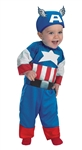 Baby Marvel Comics Costume