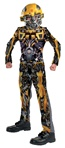Child Bumblebee Autobot Costume