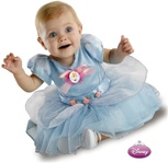 Infant Girls Disney Costume