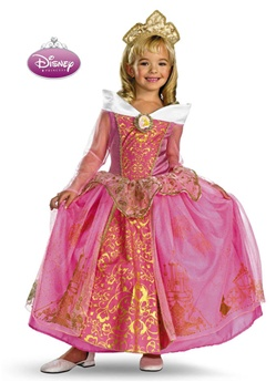Child Sleeping Beauty Costume