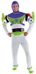 Deluxe Men's Buzz Lightyear Costume