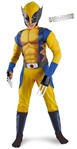 Child Sized X-Men Origins Wolverine Costume