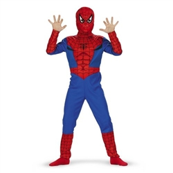 Boy's Spider-Man Costume