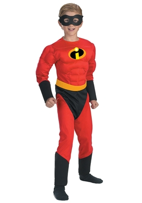 Deluxe Child Mr. Incredible Costume