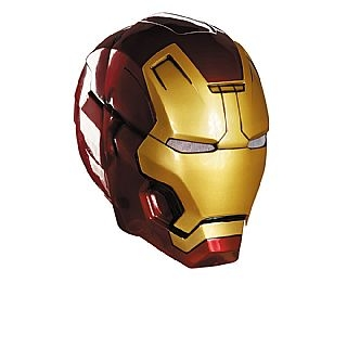 Marvel's Iron Man Mark 42 Helmet