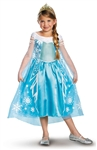 Child Deluxe Elsa Costume - Frozen