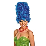 Deluxe Marge Wig - The Simpsons