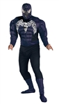 Men's Venom Muscle Costume